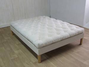 matelas futon sans bourrelet