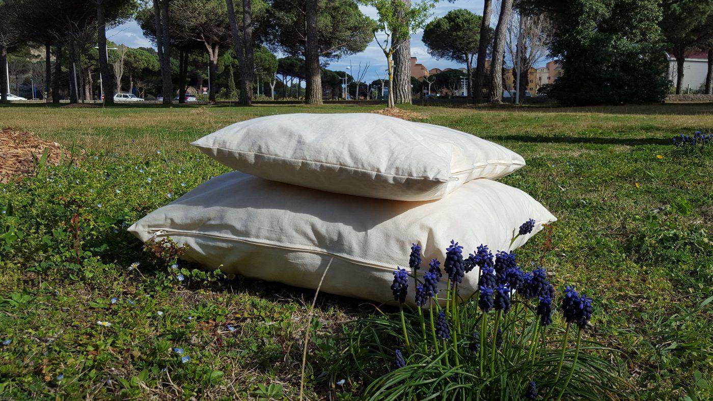 oreillers en laine pas cher