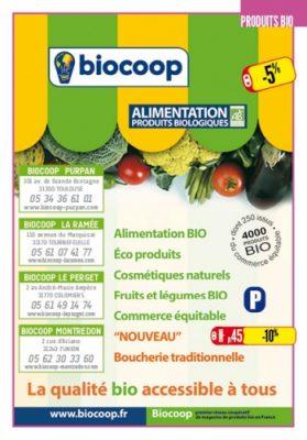 d670e23544c Présentation de literie bio à la Biocoop de Montredon à Toulouse ...