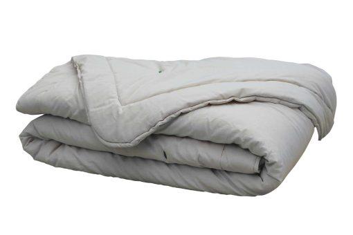 couette laine hiver