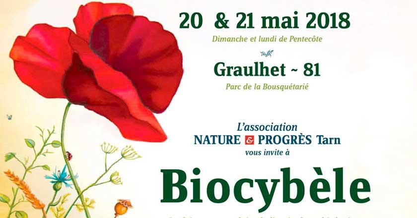 foire biocybele 2018