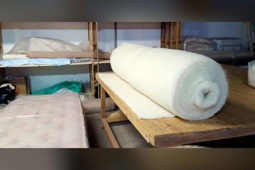 nappe de laine