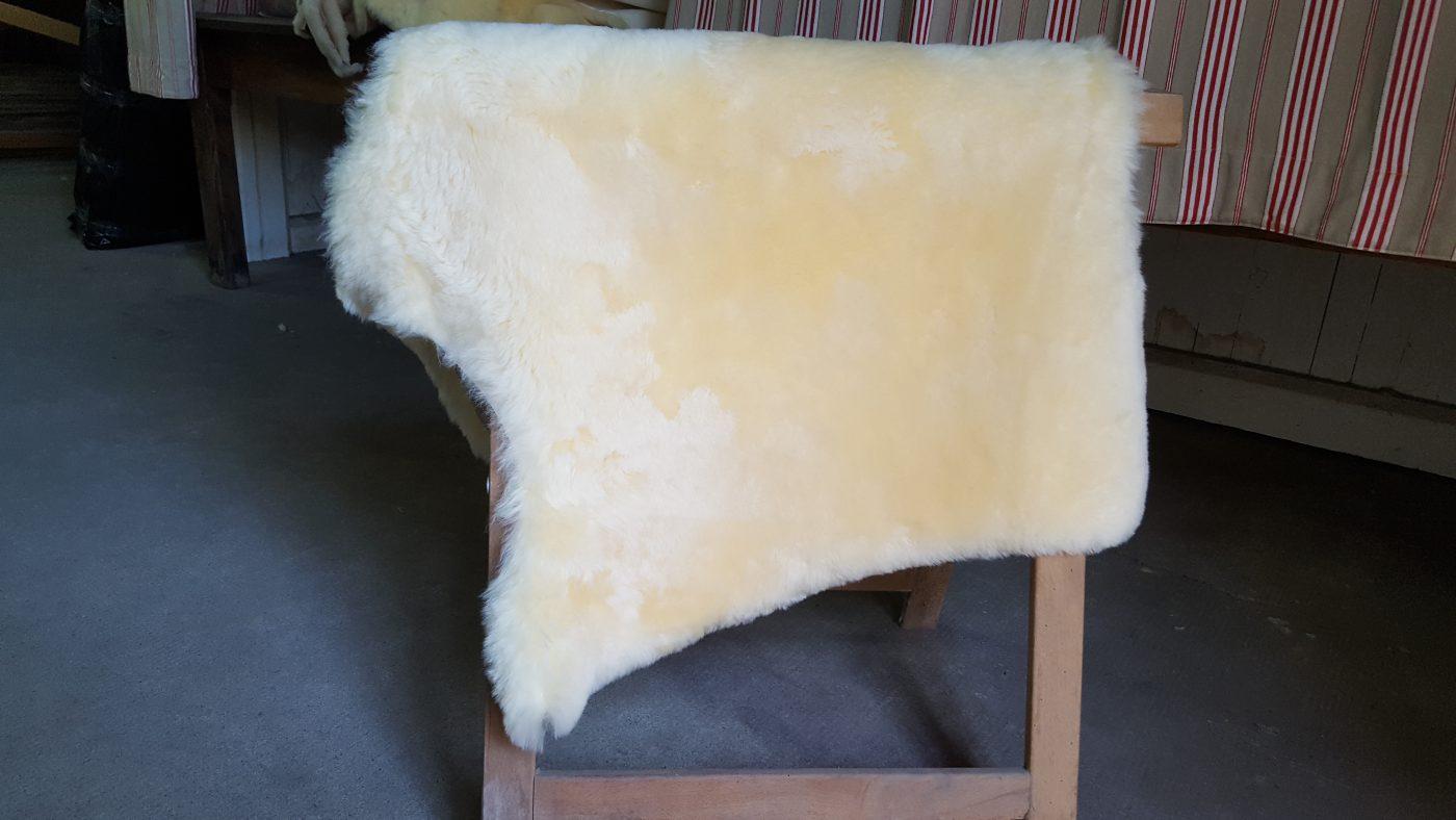 peau d'agneau médicalisée